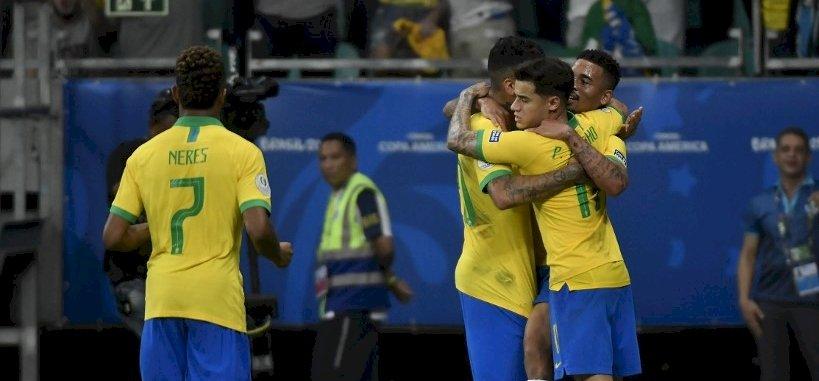Hiába lőtt Brazília három gólt, 0-0-t játszott Venezuelával