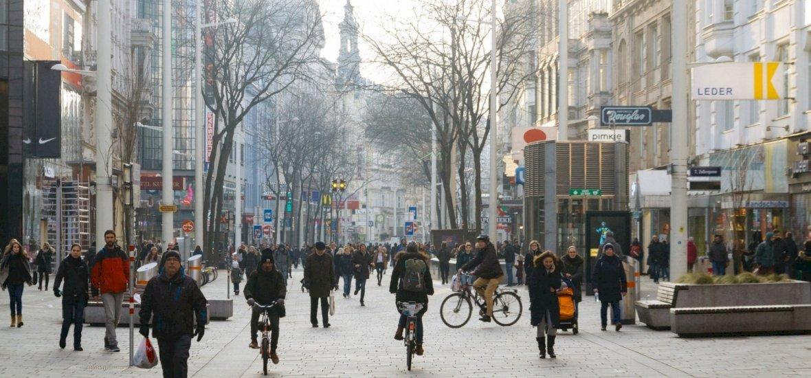 Bécs elkezdi természetes úton hűteni egyik kerületét