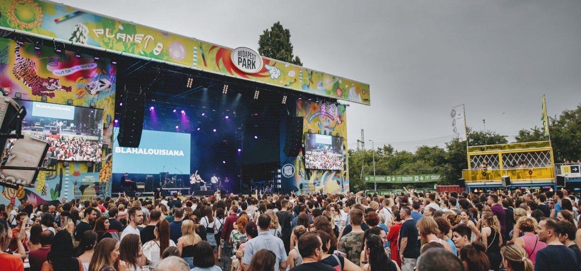 Nagyon jól sikerült a Budapest Parkos segélykoncert