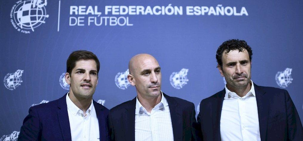 Egy éven belül a negyedik kapitány ült le a spanyol válogatott kispadjára