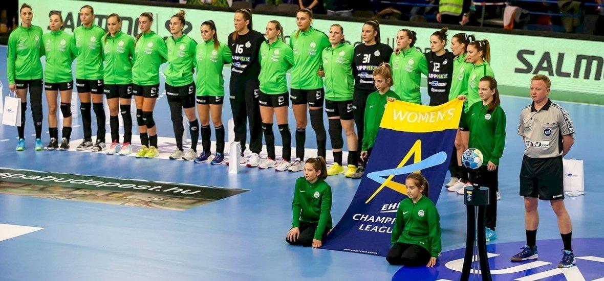 Bajnokok Ligája: fellélegezhet a Ferencváros