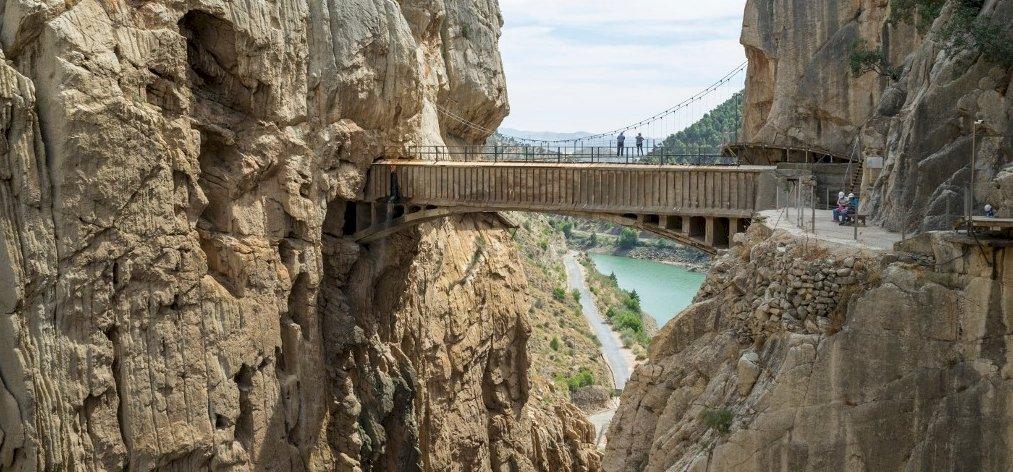 El Caminito, A király ösvénye: ez a világ legfélelmetesebb sétája?