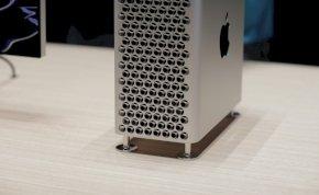 Így néz ki, ha valaki sajtreszelőnek használja az új Mac Prót – Videó