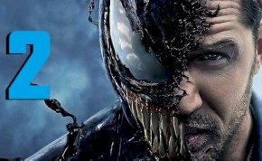 Eldőlt, hogy Tom Hardy főszereplésével jön a Venom 2