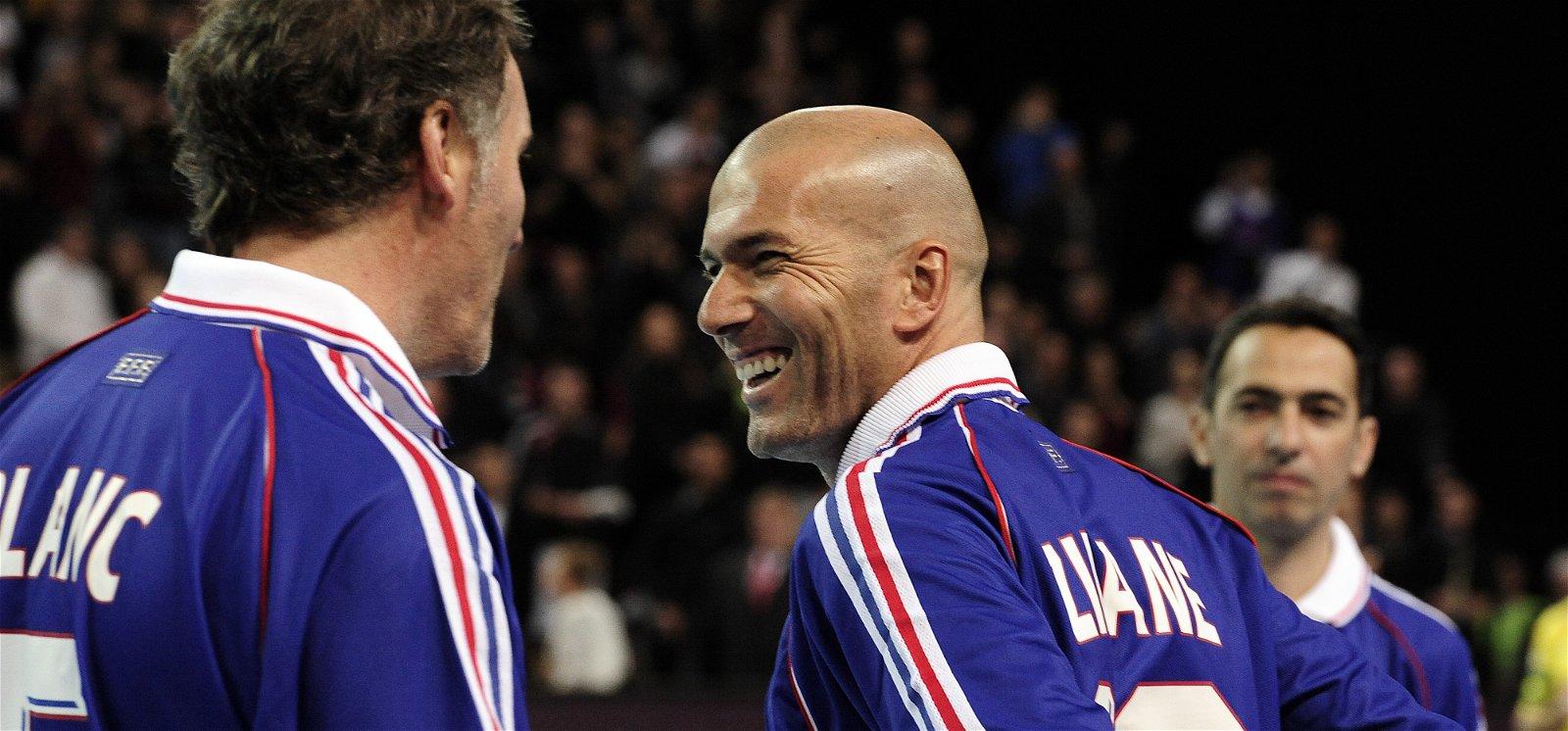 Zidane megint elővette azokat a bizonyos cseleket – videó