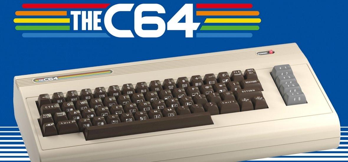 Hamarosan visszatér a Commodore 64