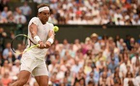 Érthető Nadal kiakadása Wimbledon miatt