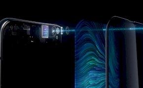 Forradalmi újítást hozhat az Oppo képernyőbe épített kamerája