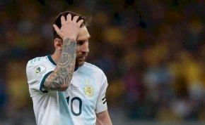 Messi már soha nem nyer semmit argentin színekben?