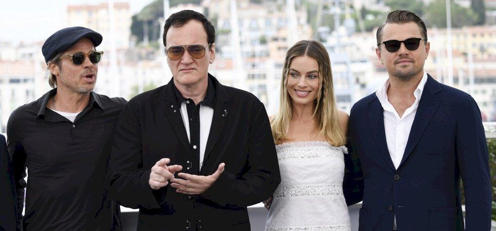 A Volt egyszer egy Hollywood lehet Tarantino utolsó filmje