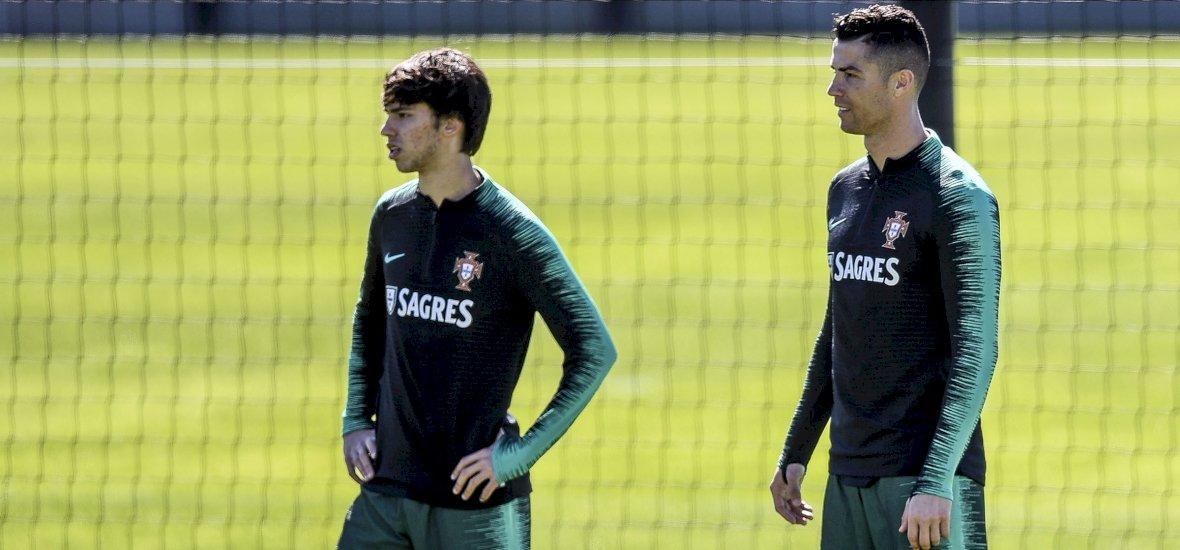 Madridba igazolt a kócos tini, akit Ronaldóhoz hasonlítanak