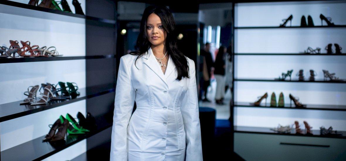 Rihanna egykor az utcán árult ruhát, ma ő az új Chanel