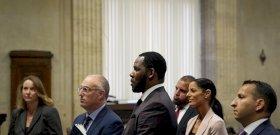 R. Kelly rács mögé került gyermekpornó miatt