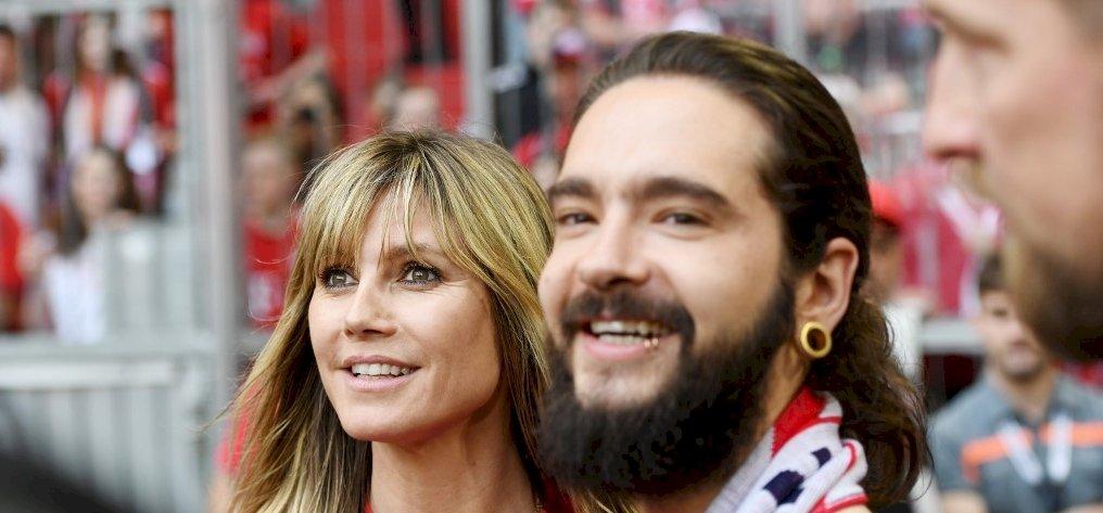 Heidi Klum titokban férjhez ment 16 évvel fiatalabb szerelméhez