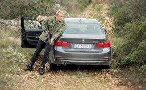 Dolph Lundgren visszatér: előzetesen a The Tracker
