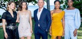 Egy színesbőrű nő lesz az új 007-es