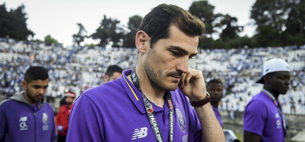 Iker Casillas biztosan nem lép pályára a következő szezonban