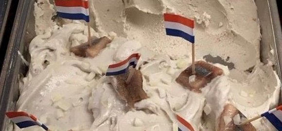 Heringes fagylalt kábítja a hollandokat