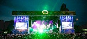 High 5 Fesztivál a Budapest Parkban
