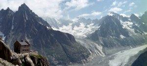 Globális felmelegedés: extrém magasságban lett tó az Alpokban – kép