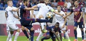 Európa Liga: döcögve, de mindhárom magyar csapat továbbjutott