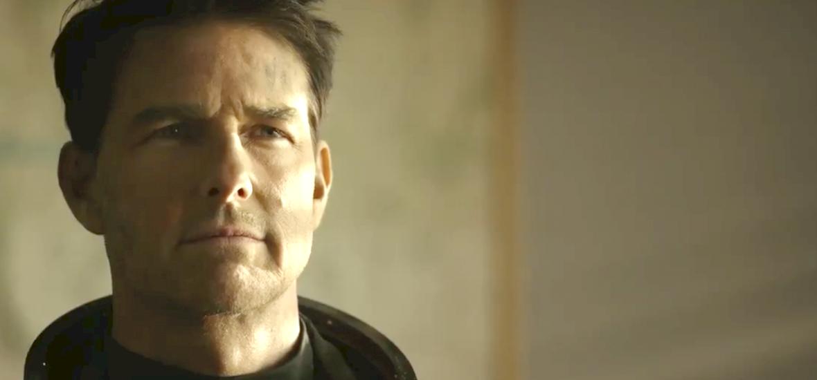 Tom Cruise újra repked: begördült a Top Gun 2 előzetese
