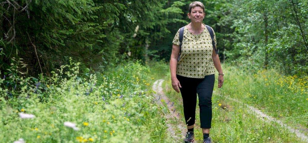 Tovább élnek a nők, akik zöld övezet közelében laknak