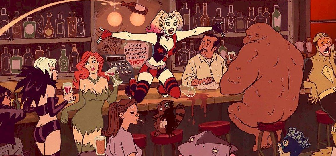 Nagyon is felnőtteknek szól majd a Harley Quinn-sorozat