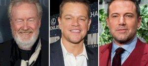 Ridley Scott, Matt Damon és Ben Affleck együtt készít filmet