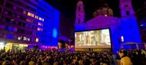 Szeptemberben ingyen mozizhatunk a Bazilika előtt