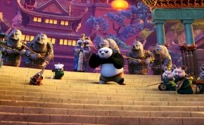 """Így verekszik a való világban az igazi kung-fu """"panda"""""""