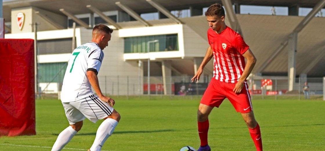 A tanulást választotta futball helyett egy 21 éves magyar focista