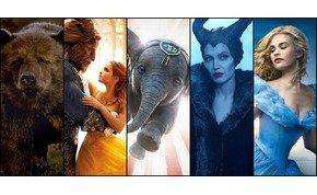 TOP 10 - Rangsoroltuk a Disney élőszereplős filmjeit