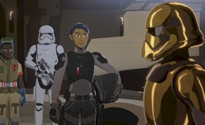 Befejeződik a Star Wars: Ellenállás sorozat