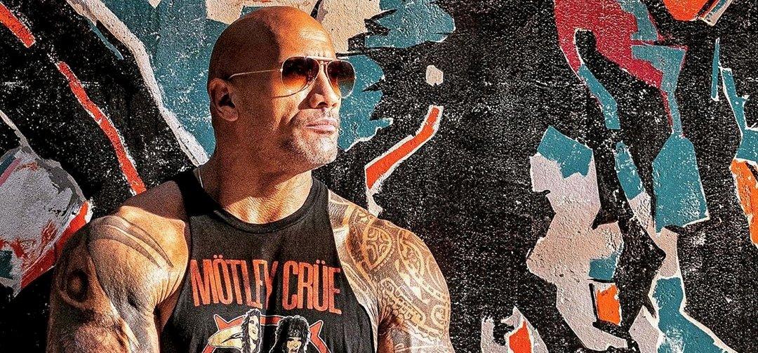 """A fellegekben jár Dwayne """"The Rock"""" Johnson ezekben a napokban"""