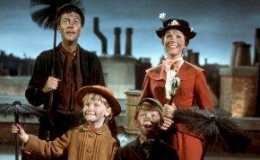 10 érdekesség az 55 éves Mary Poppinsról