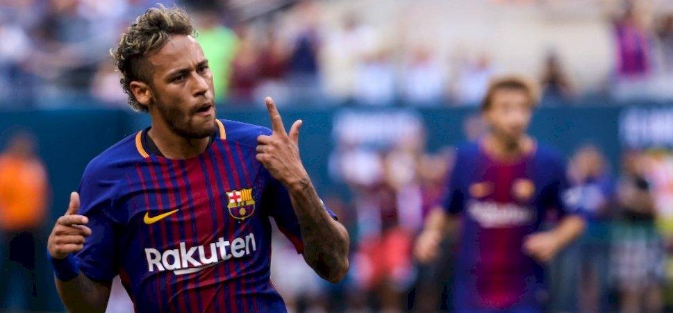 Emelt a téten a Barcelona, nagyon meg akarják szerezni Neymart