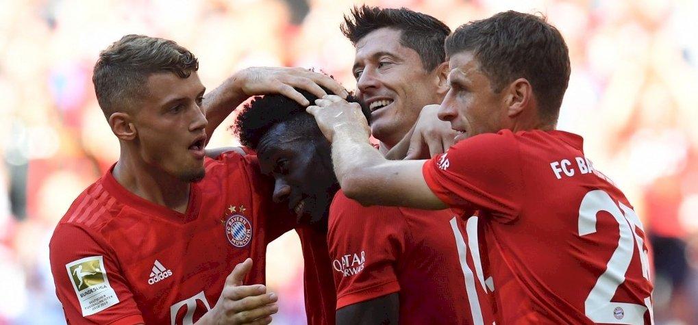 A Bayern München legyalulta Szalai Ádámékat – videó