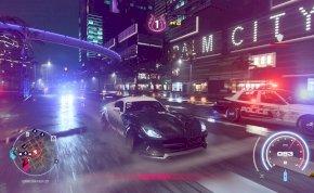 Ilyen egy igazi gameplay videó a Need For Speed: Heat-ről
