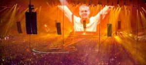 Most te is átélheted Armin van Buuren élő koncert-showját