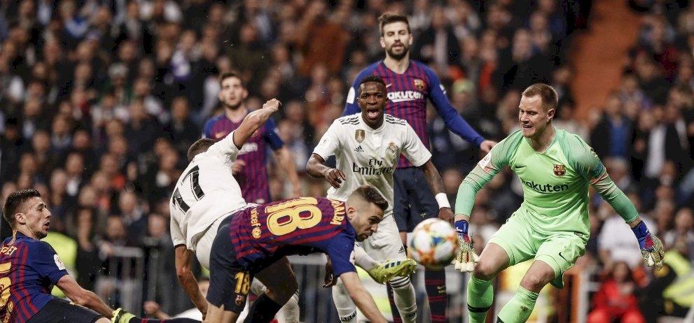 Itt egy lista, amelyen a Real Madrid előzi a Barcelonát