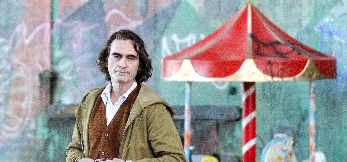 Joaquin Phoenix rengeteget fogyott a Joker szerepe miatt