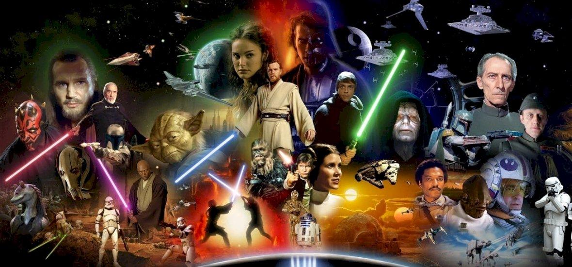 Nagyszabású Star Wars-kiállítás nyílik Budapesten