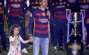 Ha a tragédia után Luis Enrique visszatérne, akkor újra ő lehet a spanyolok kapitánya
