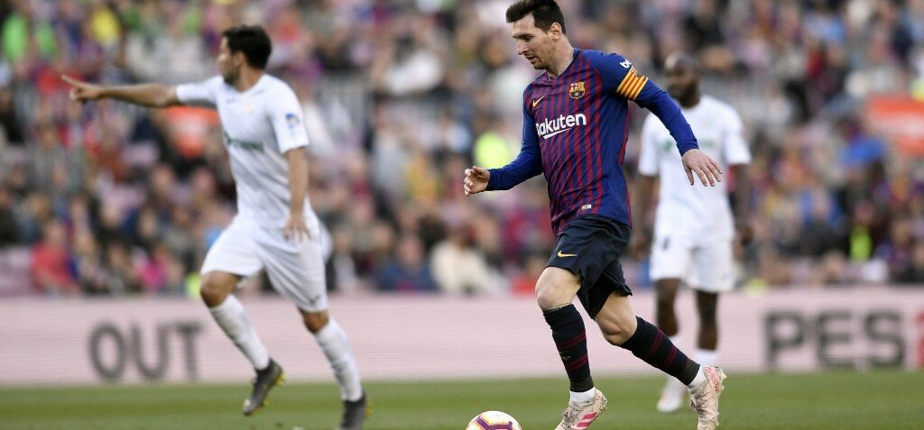 """""""Messi nem normális, higyj nekem"""""""