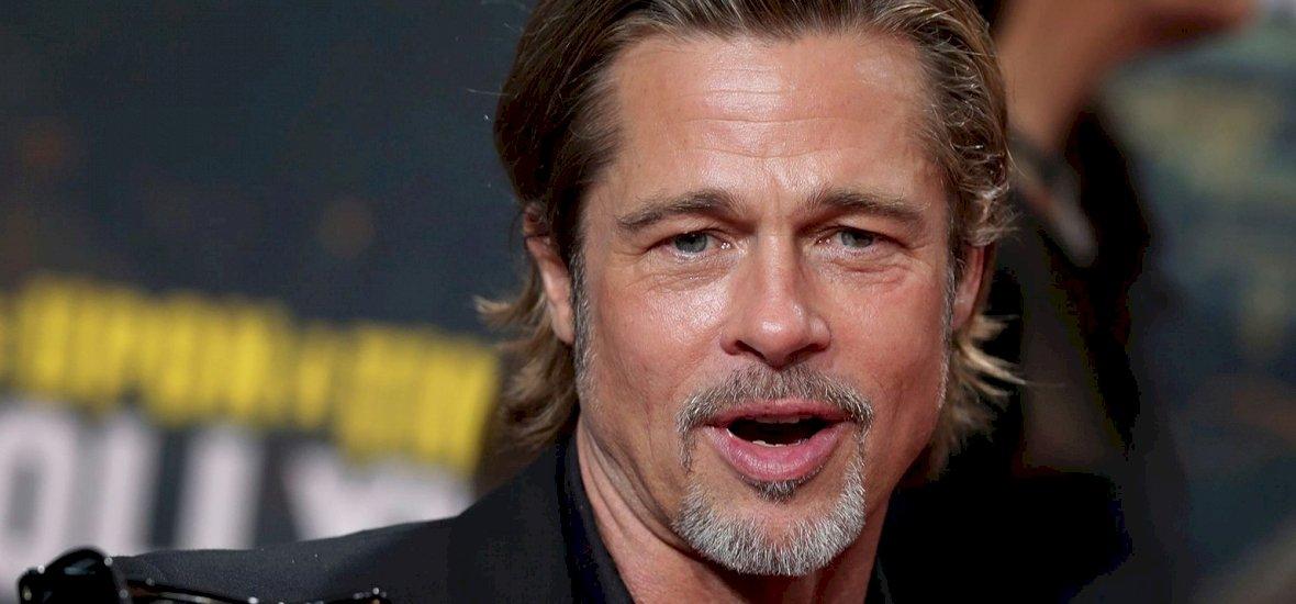 Brad Pitt visszavonul