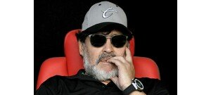 Maradona kilenc év után visszatért Argentínába