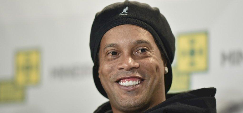 Ronaldinho úgy lett turisztikai nagykövet, hogy bevonták az útlevelét