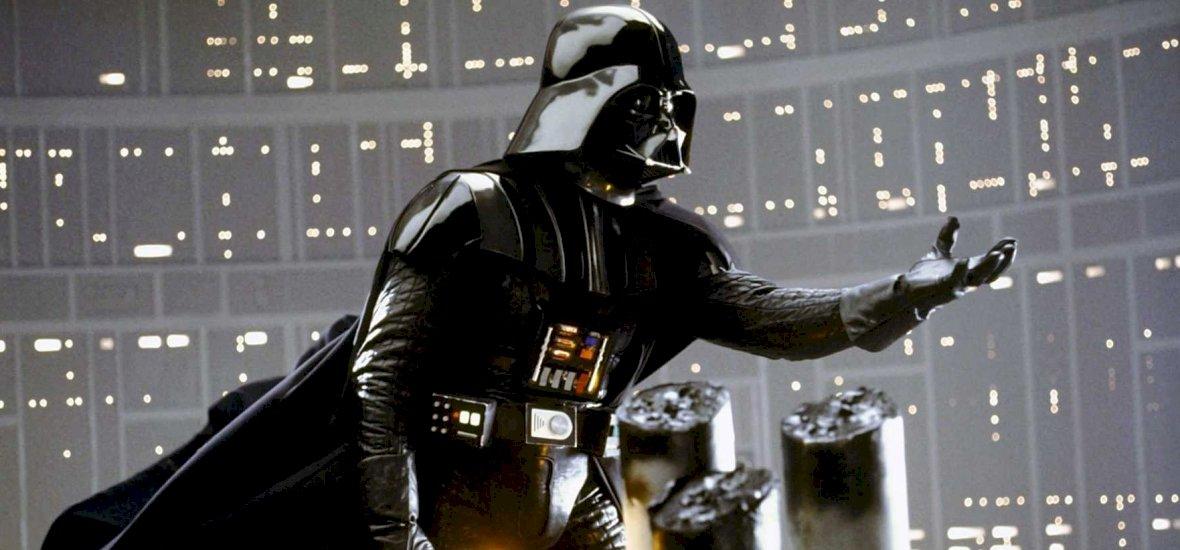 Te is megszerezheted Darth Vader eredeti sisakját