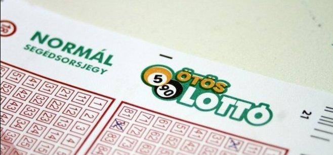 Íme az ötös lottó 1111 milliót érő nyerőszámai